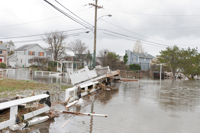 hurricane flood water damage claims